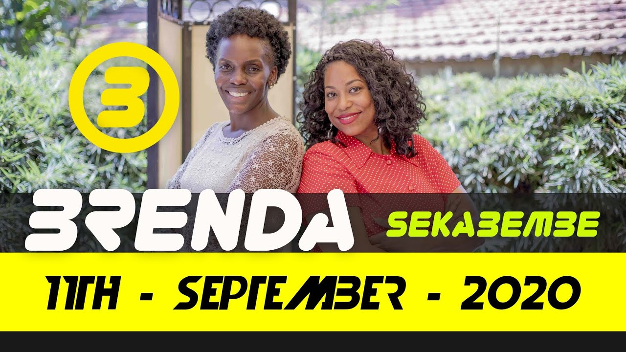 BRENDA SEKABEMBE ON CRYSTAL 1 ON 1 - ALWAYS TRY TO FIND A PEACEFUL RESOLUTION [11TH SEPTEMBER 2020]