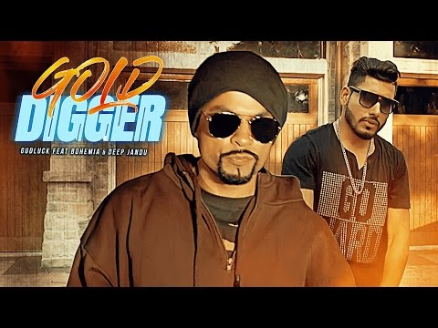 Thumbnail: Gold Digger (Full Song) Gud Luck | Bohemia | Deep Jandu | Latest Punjabi Songs 2017 | T-Series