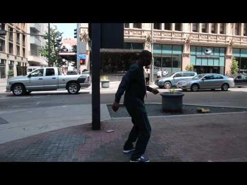 Busking Day Promo 2 // MONTRELL BRITTON // Pegasus Plaza