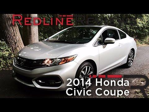 2014 Honda Civic Coupe – Redline: Review