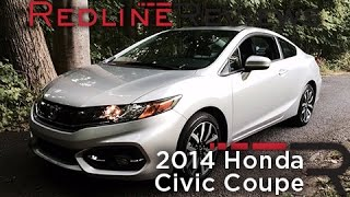Honda Civic Coupe 2013 Videos