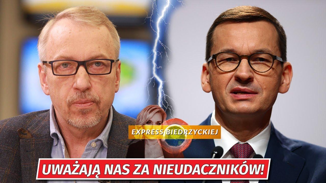 """""""MAJĄ NAS ZA NIEUDACZNIKÓW"""" Zdrojewski OSTRO o postrzeganiu POLSKIEJ DYPLOMACJI"""