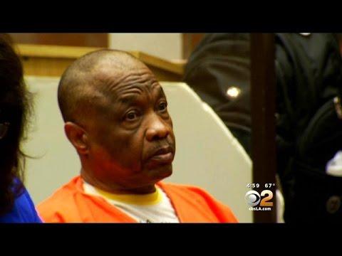Trial Date Set For 'Grim Sleeper' Suspect
