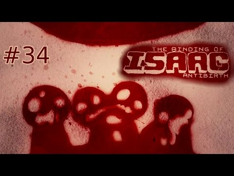 """The Binding of Isaac: Antibirth   Part 34   """"Live"""""""