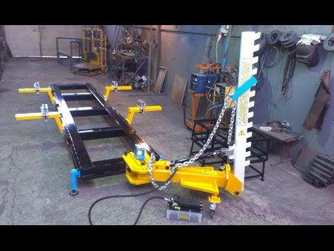 Стапель для кузовного ремонта Hidrorobot