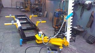 Стапель үшін кузовного жөндеу Hidrorobot