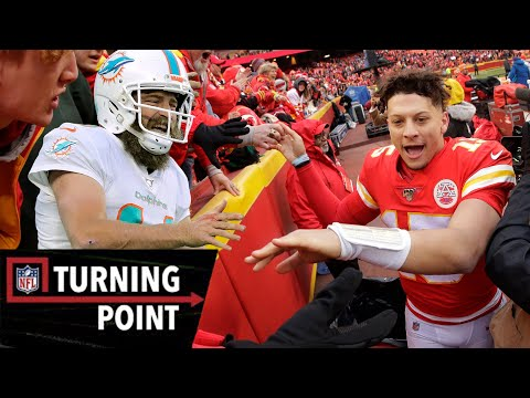 How The Chiefs Snuck Into Second Seed Thanks To Miami In Week 17 | NFL Turning Point