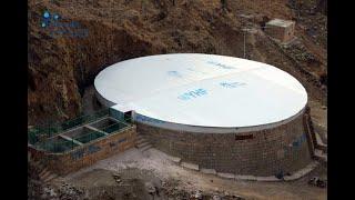 خزانات حصاد مياه الامطار.. تنمية حقيقة