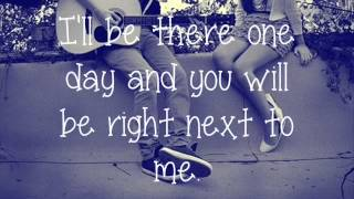 Repeat youtube video Kimpoy Feliciano - Right Next To Me Lyrics