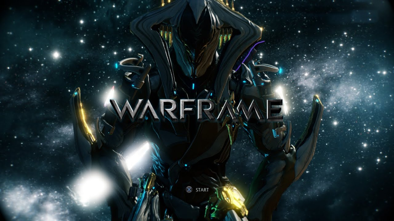 warframe excalibur wallpaper