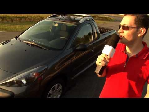 Peugeot Hoggar - Test-Drive no Campo de Provas da Pirelli