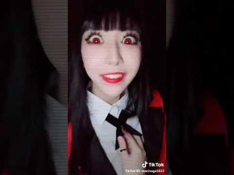 Kakegurui - Tik Tok cosplay comp - - YouTube   Kakegurui Tiktok Photo