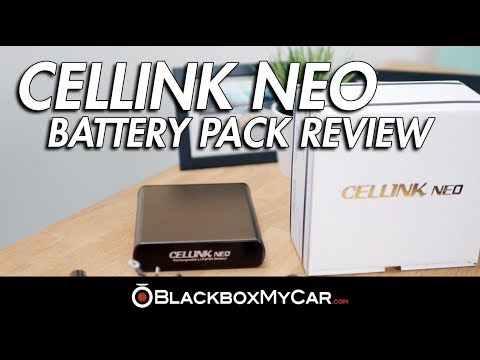 Cellink NEO Battery Pack Review - BlackboxMyCar