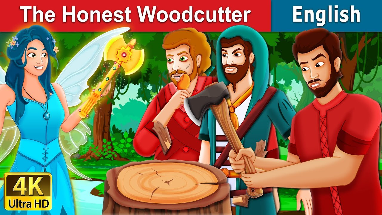 Download The Honest Woodcutter Story | Stories for Teenagers | English Fairy Tales