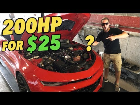 I Gained 200hp For ONLY $25?!?