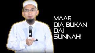 Maaf, Dia Bukan Da'i Sunnah || Ustadz Adi Hidayat Lc MA