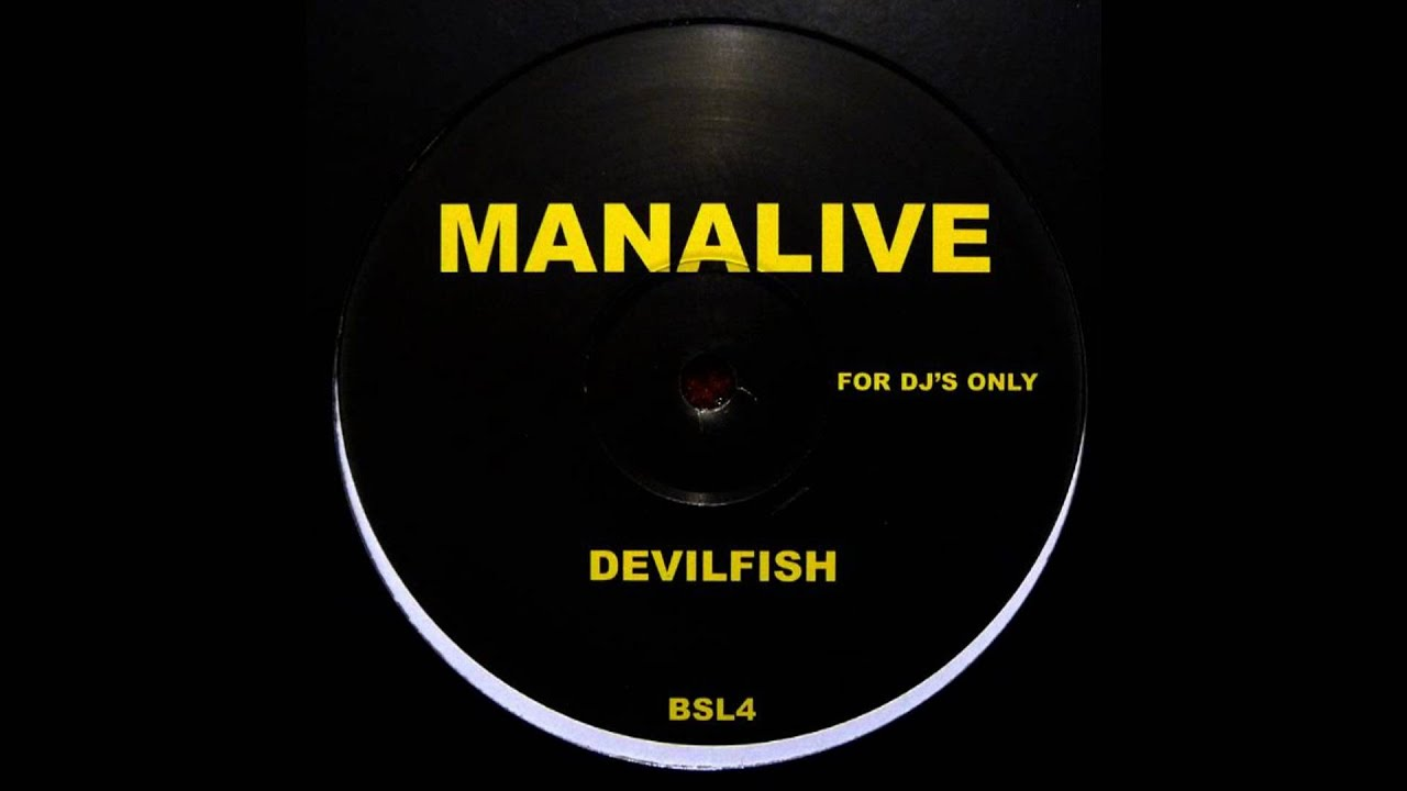 devilfish - man alive