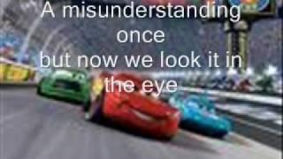 Rascal Flatts Cars soundtrack Life is a highway lyrics