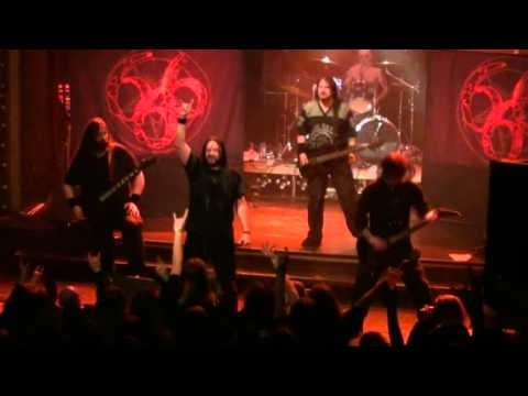 ONSLAUGHT- Intro- Power from hell (Vilnius Club NEW YORK 2011.04.11)-11