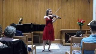 Video VKM plays J.S. Bach Sonata no. 1 in G minor, BWV 1001 download MP3, 3GP, MP4, WEBM, AVI, FLV Juli 2018