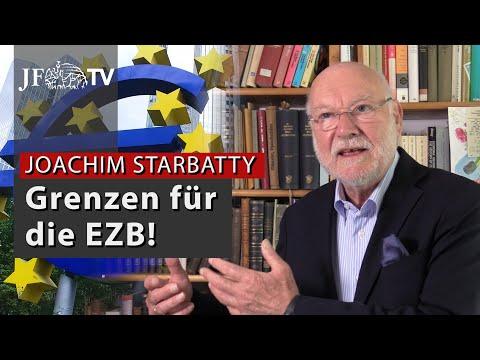 """""""Grenzen für die EZB!"""" (JF-TV Interview mit Joachim Starbatty)"""