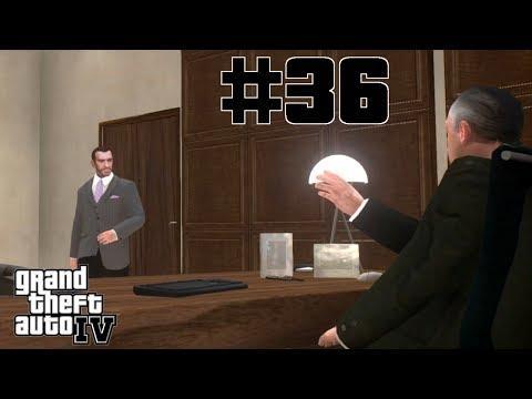 Niko beim Bewerbungsgespräch. Kriegt er die Stelle? #36 GTA IV Story