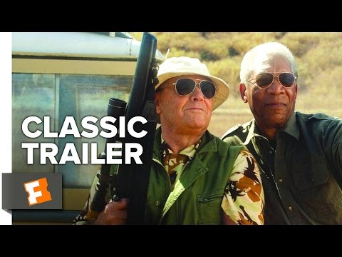 The Bucket List (2007) Official Trailer - Morgan Freeman, Jack Nicholson Movie HD