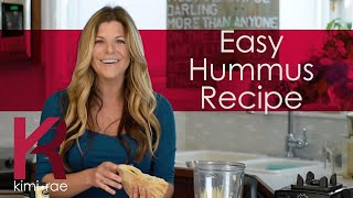 How to Make Hummus With This Easy Recipe