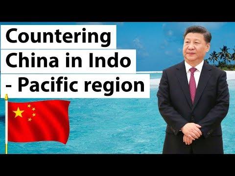 Countering China in Indo-Pacific Region - चीन का डटकर मुकाबला करने के लिए भारत की नई सामरिक रणनीति