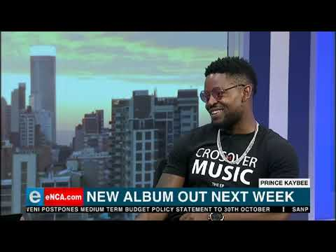 Prince Kaybee talks about his new album