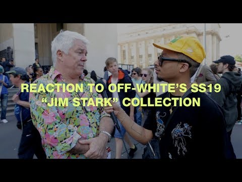 Here's What the Industry's Most Influential Think of OFF-WHITE's SS19 Collection