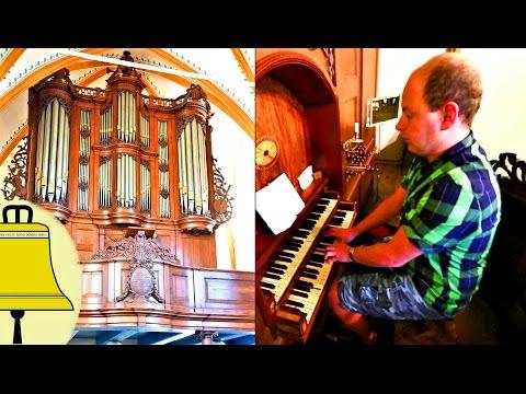 Lied 825, De wereld is van Hem vervuld: Samenzang Hervormde kerk Bellingwolde