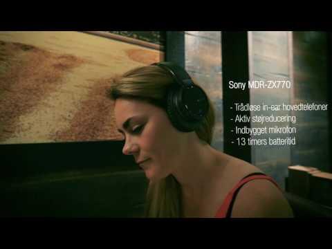 Top 5 trådløse hovedtelefoner