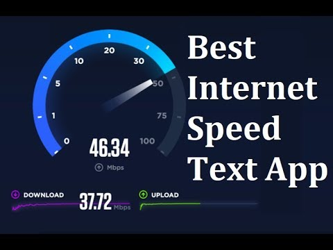 Best Internet speed testing app in 2018 you should must try