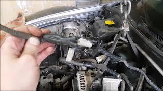 01 05 2018 dépose moteur Rx8 MAZDA