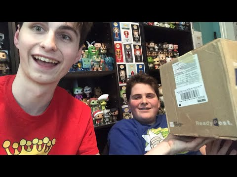 Mystery Funko Pop Unboxing!