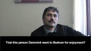 BSS - Policeman Mehmet Korkmaz deposition Part 2