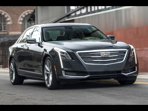 cadillac ct6 2017 car review youtube. Black Bedroom Furniture Sets. Home Design Ideas