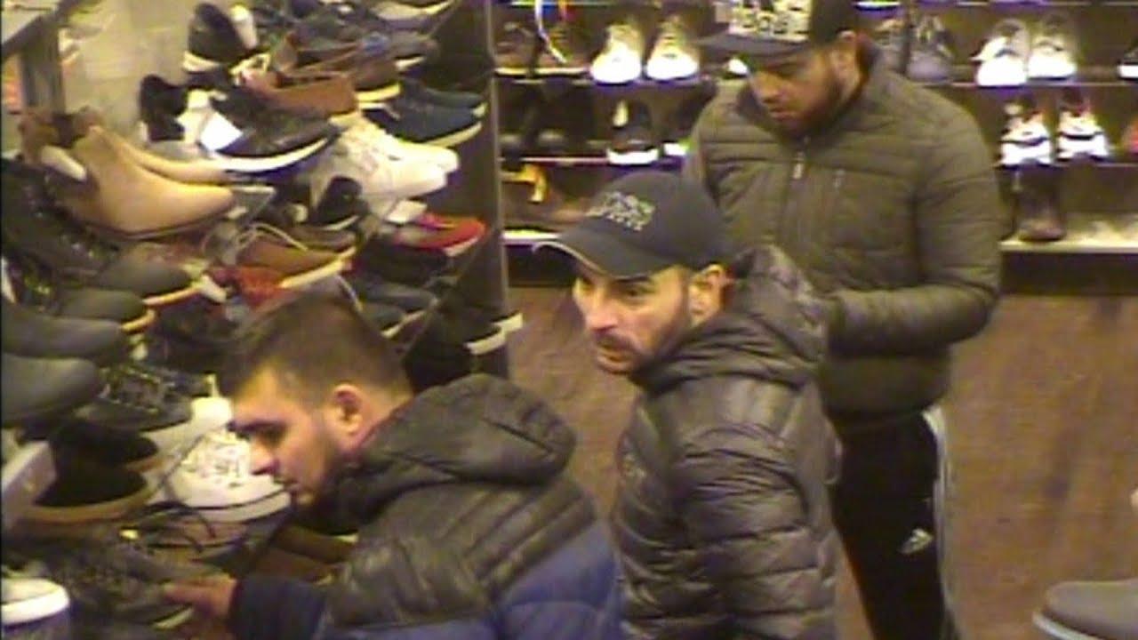 Alerte beveiliger betrapt drie winkeldieven  Team West