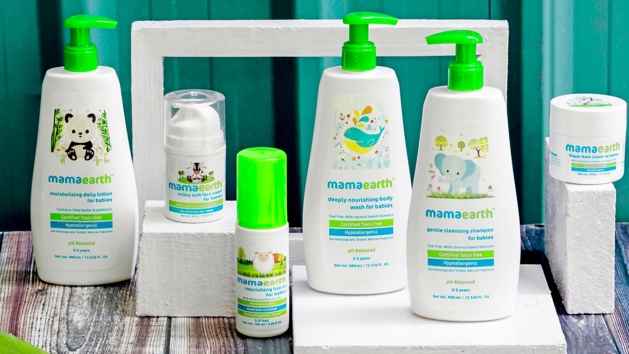 Mamaearth | Official Website | Buy Natural Skin Care