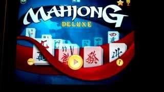 Mahjong Deluxe - Tutorial