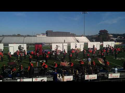 Coweta HS Marching Band Prelims - 2018 OBA @ Bixby