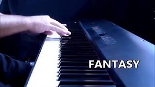 Fantasy – Earth, Wind & Fire (piano cover)