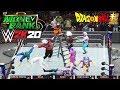 WWE 2K19: Dragon Ball SUPER -  WWE Money in the Bank 2018