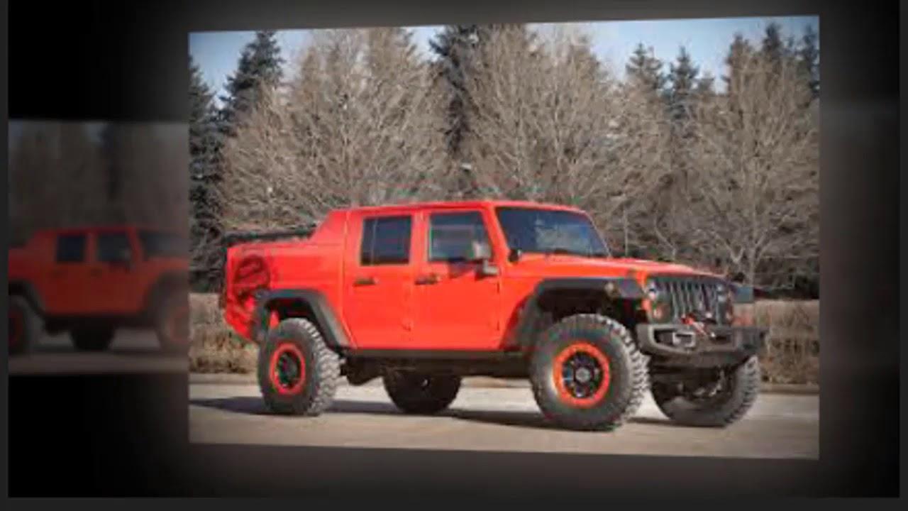 2019 Jeep Gladiator Pickup