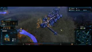 Grey Goo Ranked Multiplayer: 1v1 Parture vs Suds. With Commentary