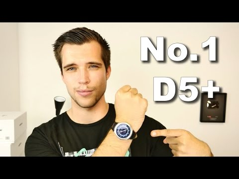 No.1 D5+ - One of the best cheap full Android Smartwatches !