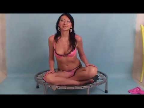 Наглядное видео как довести девушку до струйного оргазма