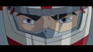 Bruce Wayne vs Gear Head ;Pedal to the Metal [HD]