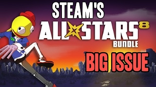 Steam's All Stars 8 Bundle Has Big Issues In Germany